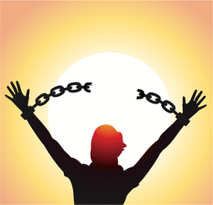 Finally, I decided that I was tired of feeling shackled and couldn't do it alone. I was ready to break every chain and be free. So I hired a coach. Working with my coach, I discovered/uncovered some long held limiting beliefs that kept me stuck and prevented me from living my life my way. I learned about the power of choice and how valuable it is when getting unstuck to calm and creating my life, my way.