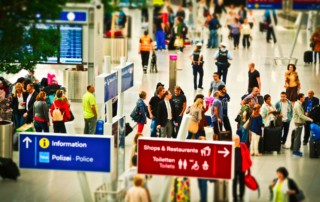 Know before you go usually applies to learning as much as you can about your destination including food, people, language, culture and especially the cost of transportation from the airport. Even knowing all of this and more does not prepare you for the unforeseen and unknown such as the recent ban on some travelers entering the United States.