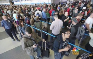 Traveling with confidence can be shaken with the recent change in TSA Protocols, which include more intrusive TSA pat downs. They are claiming that too many weapons have gone undetected over the past two years and more intrusive pat downs are required. This new protocol no longer allows non TSA Pre-check individuals to use the pre-check lines during peak times.